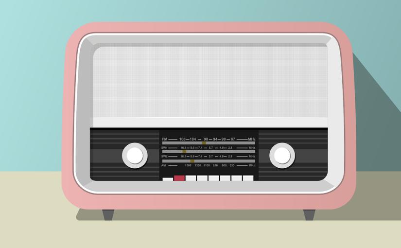 Un animateur radio, c'est un mec qui parle dans unmicro.