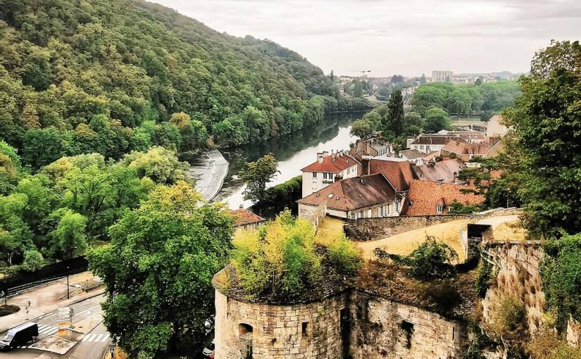 France Bleu Besançon, découverte de laville
